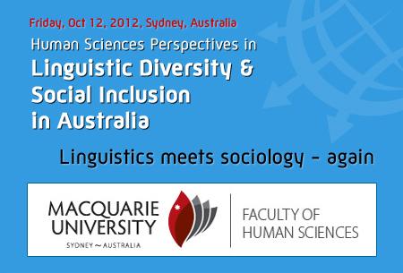 Linguistic Diversity & Social Inclusion